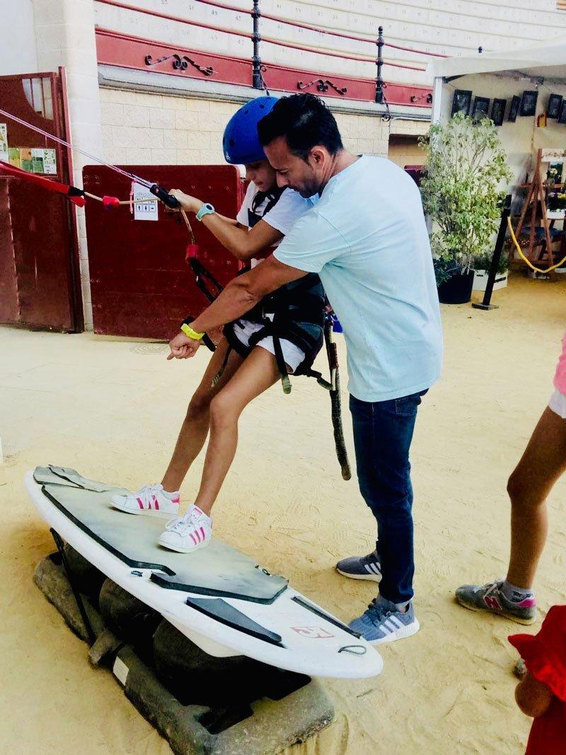 Muestra de Eco turismo Los Barrios